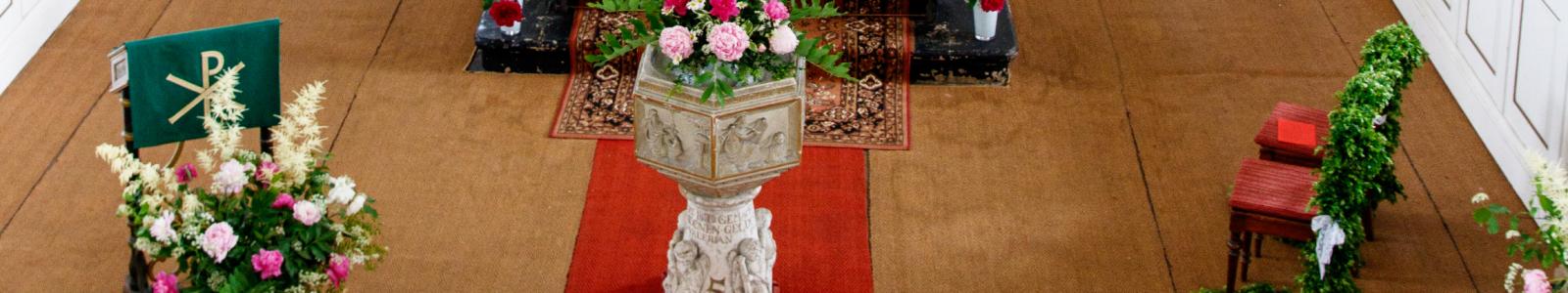 Trauung oder Gottesdienst zur Eheschließung