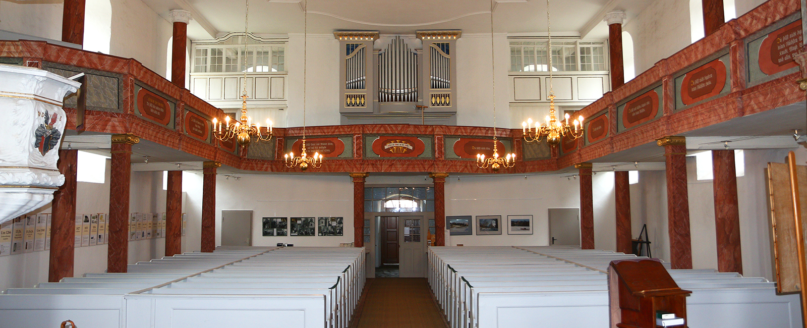 Blick in unsere Kirchen