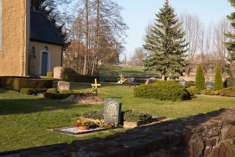 Friedhof Bockelwitz