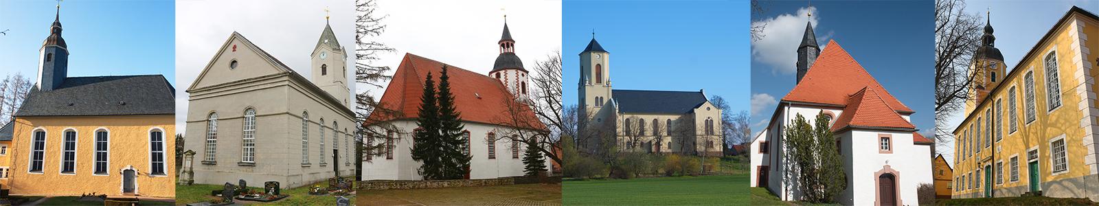 Unsere Kirchen