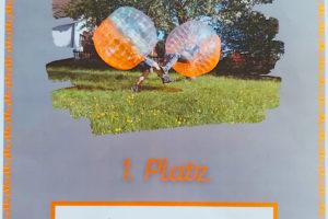 Urkunde Pearl Ball Turnier JG Zschoppach