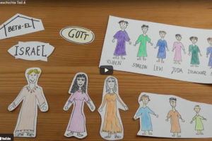 Youtubevideo Bibelclips Jakobgeschichte Teil 4
